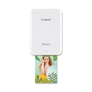 IMPRIMANTE Canon Zoemini - Imprimante photo portable - Blanc