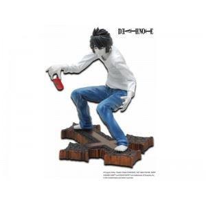 FIGURINE - PERSONNAGE Figurine - Death Note - L 17cm