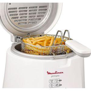 FRITEUSE ELECTRIQUE Moulinex - AF2301 - Mini friteuse compacte 1,2L 10