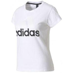 T-SHIRT Adidas - Adidas Essentials Linear Tee T-Shirt Femm
