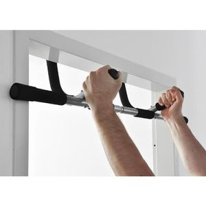 BARRE POUR TRACTION Elite France Barre de musculation traction dip-sta
