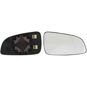 à clips dégivrant Miroir Glace rétroviseur gauche pour OPEL COMBO depuis 2012