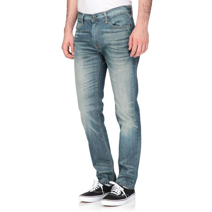levis jean 511 slim fit bleu homme bleu achat vente. Black Bedroom Furniture Sets. Home Design Ideas