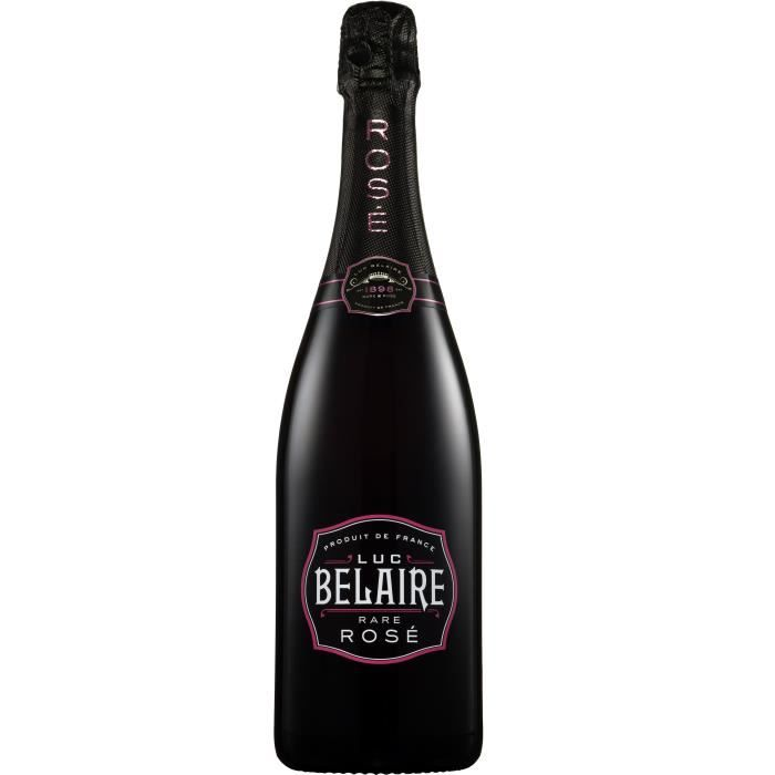 Luc Belaire - Vin effervescent Rosé
