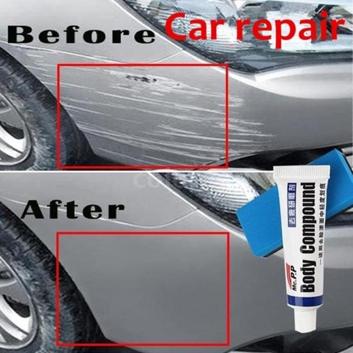 Kit de réparation pour carrosserie de voiture, nouveau kit de pâte 2020, peinture anti rayures, soins, polissage automat*XE6427