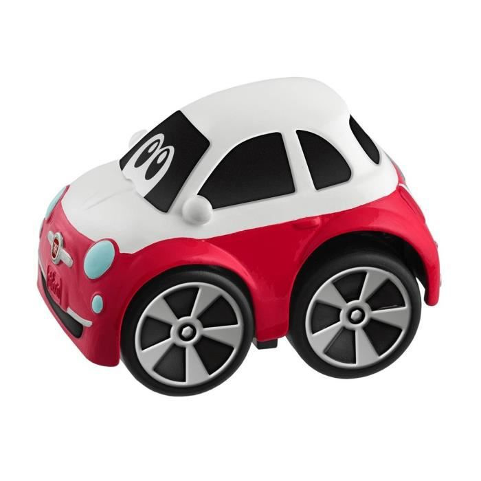 CHICCO Turbo Fiat 500 racer - 2 à 6 ans