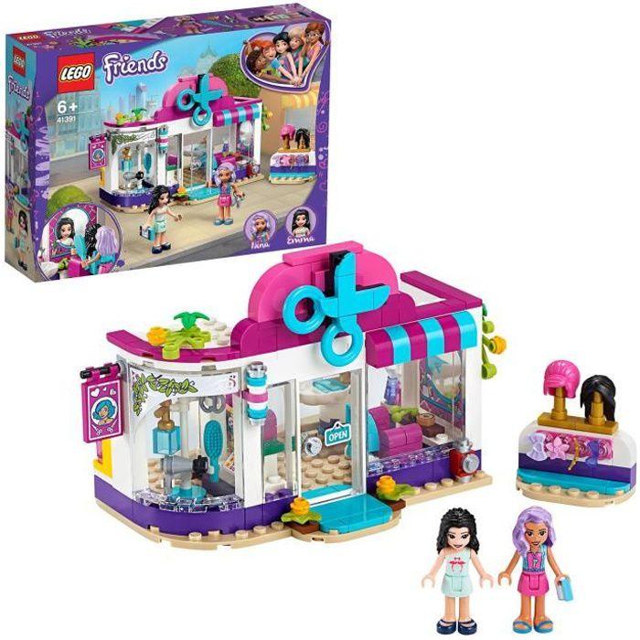 LEGO® Friends 41391 Le salon de coiffure de Heartlake City