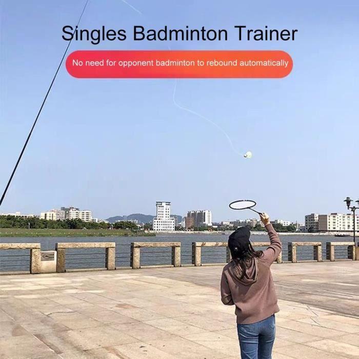 Ensemble de dispositif Raquette de Badminton Entraînement