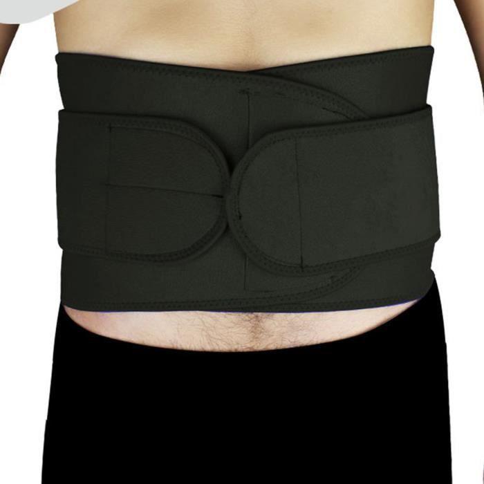 Ceinture abdominale d'électrostimulation pour tonifier, gainer & muscler - Mixte
