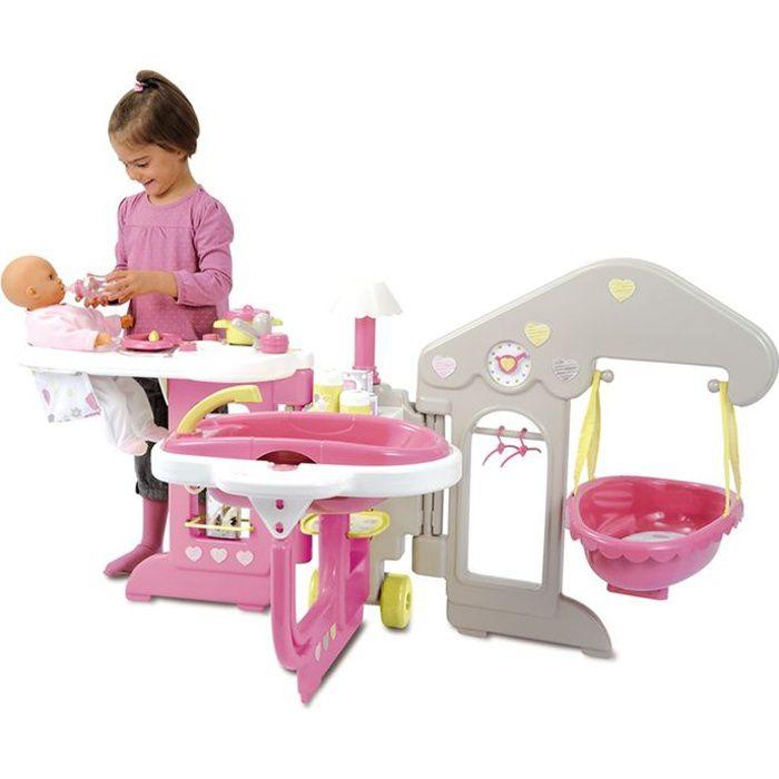 Smoby La Maison des bébés + nombreux accessoires
