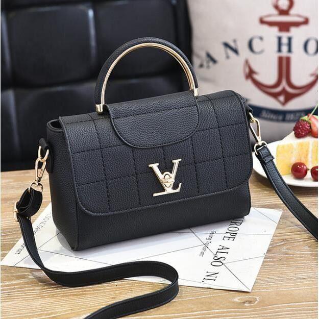 Petit sac a main femme Luxury brand Sac Marque De Luxe Femme Cuir ...