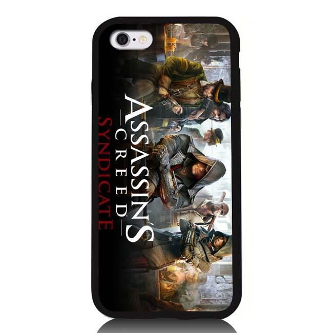 Coque iPhone 6/6S Assassin's Creed Syndicate - Cdiscount Téléphonie