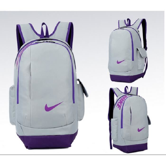 nike sac de voyage nike sac dos classique nike computer bag nike sacs occasionnels gray. Black Bedroom Furniture Sets. Home Design Ideas