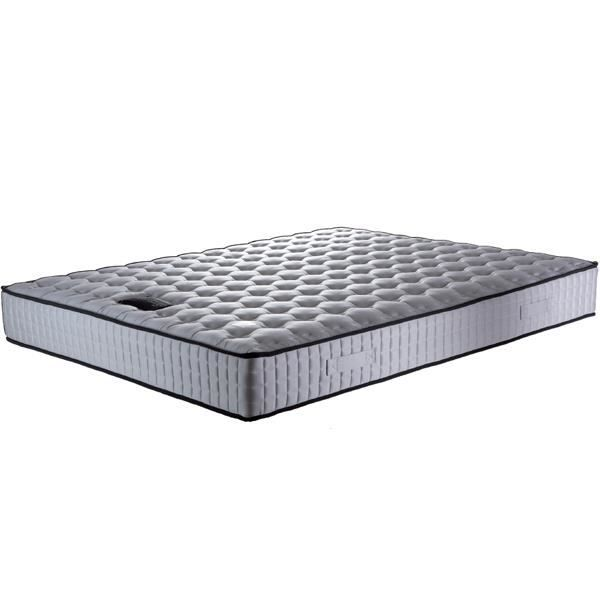 matelas 160x200 h ritage m moire de forme et ressorts ensach s achat vente matelas cdiscount. Black Bedroom Furniture Sets. Home Design Ideas