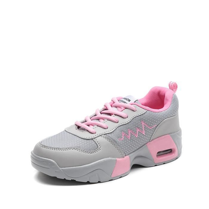 baskets Femme Chaussures Loisirs Coussin d'air chaussures