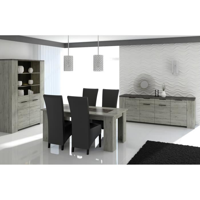 salle a manger cdiscount maison design. Black Bedroom Furniture Sets. Home Design Ideas