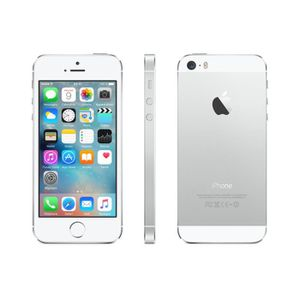TELEPHONE PORTABLE RECONDITIONNÉ Iphone 5S Blanc Argent 16Go fd83fd540176