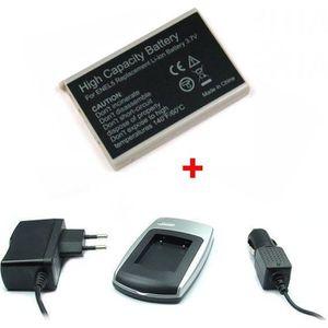BATTERIE APPAREIL PHOTO Chargeur + Batterie pour Nikon EN-EL5
