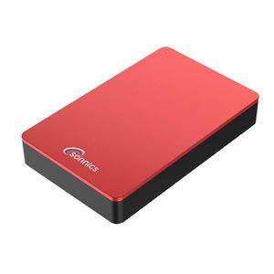 DISQUE DUR EXTERNE Sonnics Disque Dur Externe de Bureau USB 3.0 pour