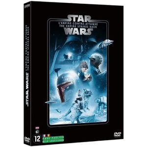 DVD FILM Star Wars, épisode V : l'empire Contre-Attaque [DV