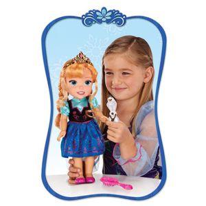 POUPÉE Disney Frozen - 31008 - Poupée Mannequin - Anna Re