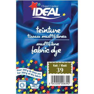TEINTURE TEXTILE Teinture pour tissu multifibres - 15 g - kaki