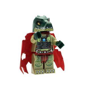 ROBOT - ANIMAL ANIMÉ Reveil digital légo ,figurine  chima cragger