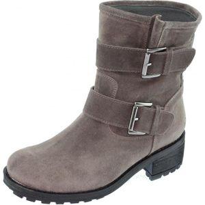 BOTTINE FLORIDE Boots Motardes marque Angelina bottines es