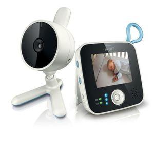 Batterie compatible Babyphone scd501 scd560 2,4 V bébé enfant sommeil surveillance NiMH