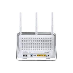 MODEM - ROUTEUR TP-LINK Archer VR200v blanc routeur 10-100-1000 MB