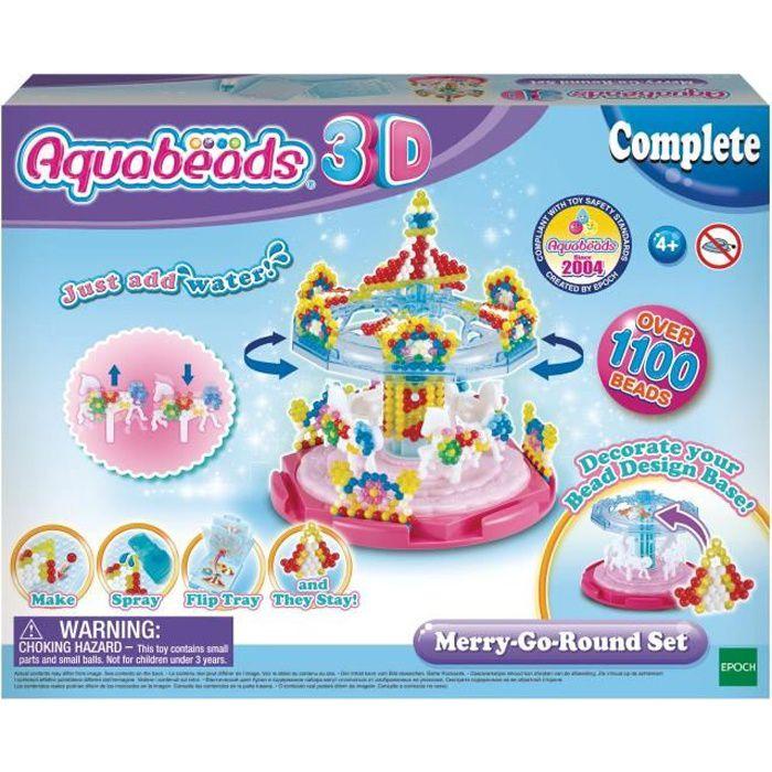 AQUABEADS - 31392 - Le carrousel