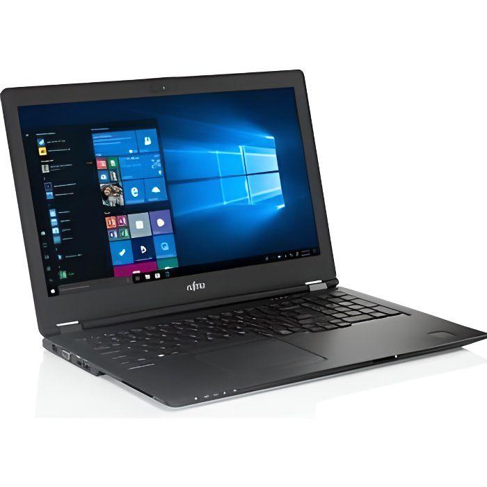 FUJITSU Laptop LIFEBOOK U759 - Core i7 8565U / 1.8 GHz - 16 Go RAM - 512 Go SSD - 15.6- - UHD Graphics 620