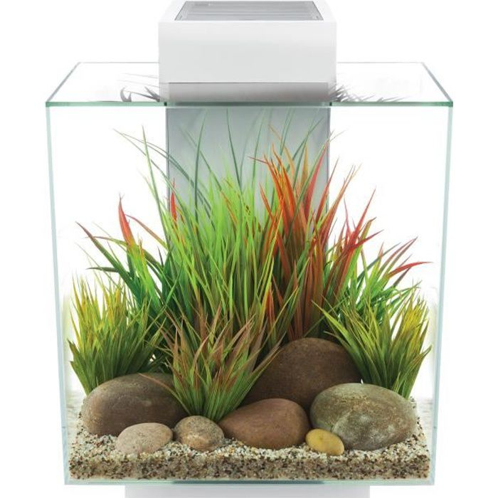 FLUVAL Aquarium Edge 46 L - Blanc brillant