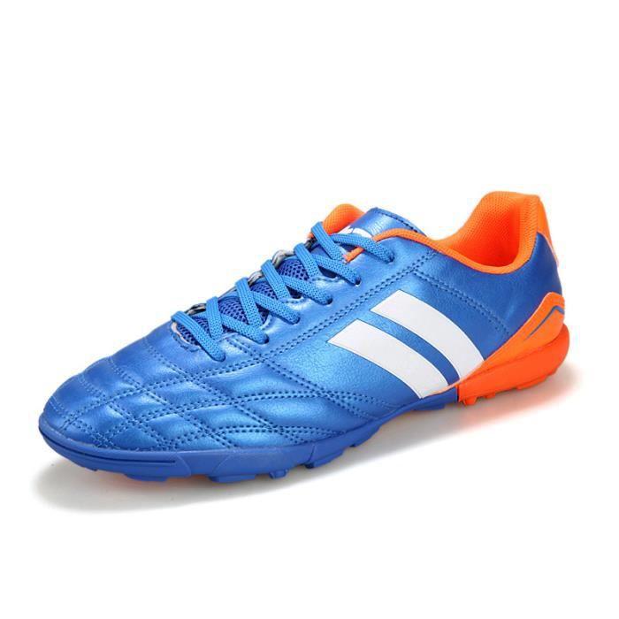 Chaussure de football adulte terrains secs Chaussures de foot moulées enfant AG Chaussures de Sport Adolescents