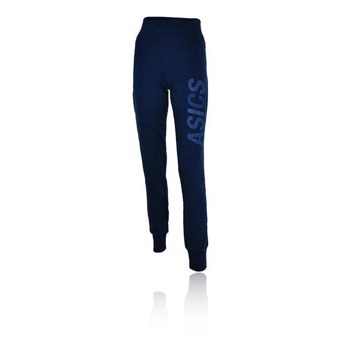 Asics Femme Pantalon De Survêtement Sport