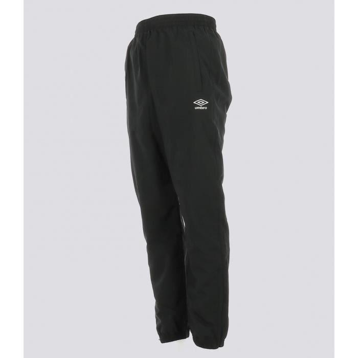 UMBRO Survêtement Survetement Sportwear Homme Noir Mixte