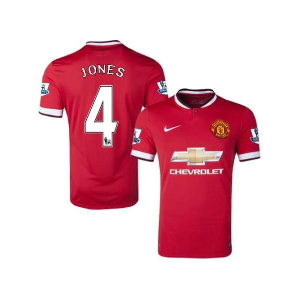 Maillot Extérieur Manchester United Phil Jones