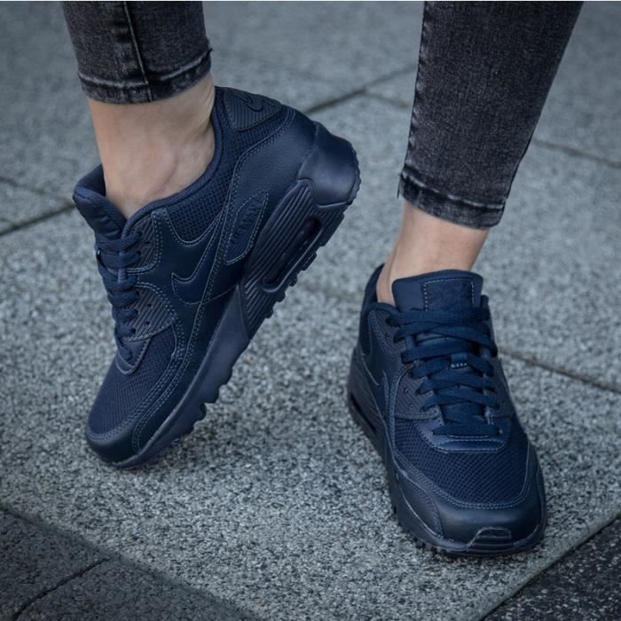 basket mode air max 90 mesh gs