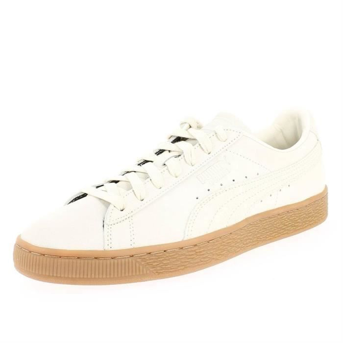baskets suede classic warmth homme puma 363869