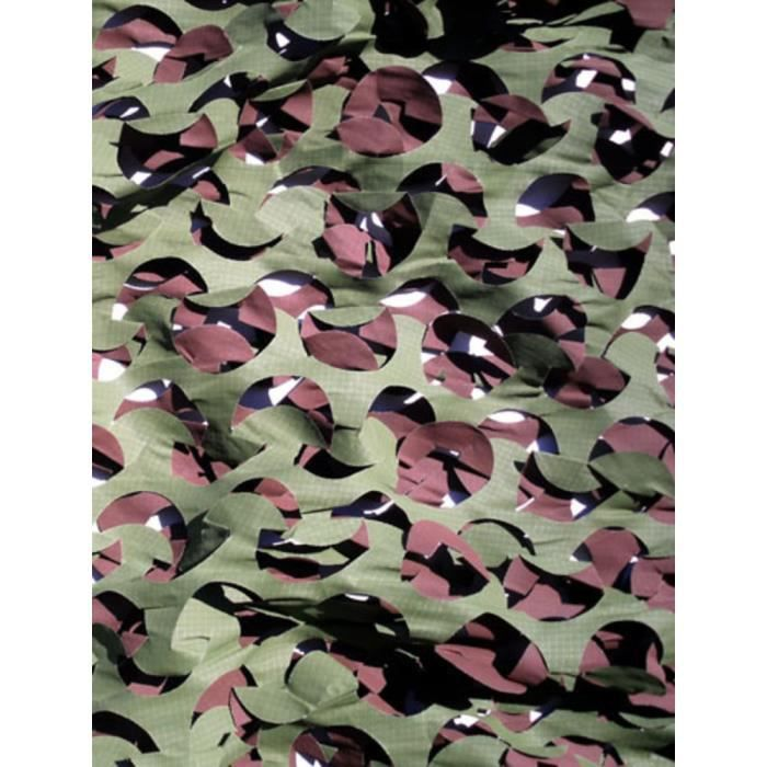 Filet de camouflage cam la d coupe 2 4m de large - Filet de camouflage pas cher ...