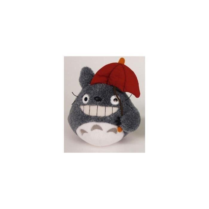 FIGURINE - PERSONNAGE Sun Arrow - Mon voisin Totoro - Peluche Totoro Red