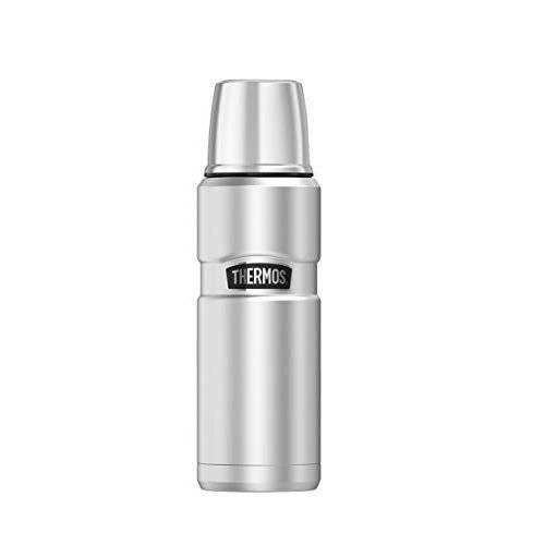 Thermos King Bouteille isotherme en acier inoxydable 470 ml