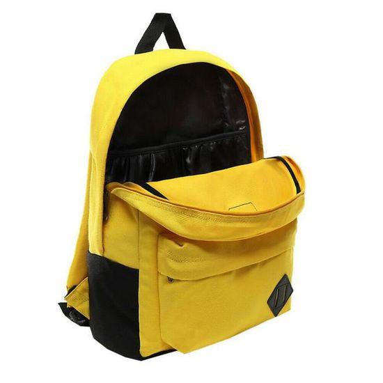 cartable vans jaune