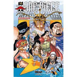 MANGA One Piece Tome 75