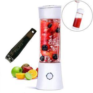 BLENDER Portable Mixeur Juice Blender, Milk-Shake, Jus de