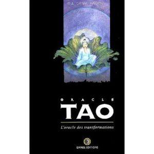 LIVRE PARANORMAL Oracle TAO - Le livre d'interprétation - Ma Deva P