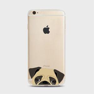 HOUSSE - ÉTUI Coque iPhone 7Plus Housse étui-Case Transparent Li
