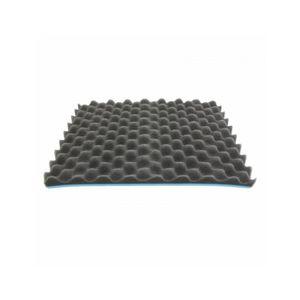 Mousse filtre a air doppler universelle double densite 200mm x 300 mm a decoup