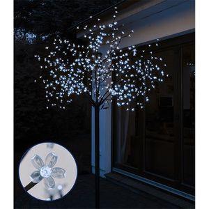 Monzana Arbre Lumineux LED 180 cm D/écoration Lumineuse 200 LED Int/érieur ext/érieur IP44