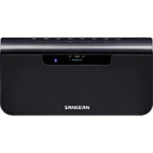 RADIO CD CASSETTE Radio DAB+ Sangean TunPad radio de coffre fonction